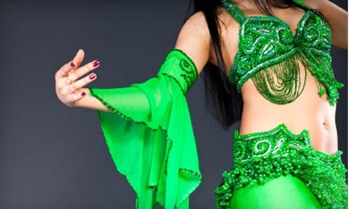 Maya's Dance Studio - Montgomery: $24 for Five Beginner Belly-Dancing Classes at Maya's Dance Studio ($49 Value)
