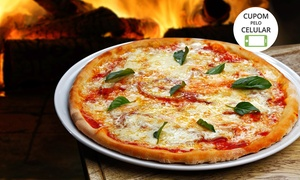 Di Napoli Pizzaria: Di Napoli Pizzaria – Alto da Rua XV: 1 ou 2 pizzas grandes (sabores tradicionais)