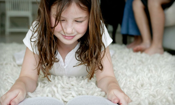 A&D Carpet Cleaning Service - Eastwood: Carpet Cleaning for Three Rooms or Entire House from A&D Carpet Cleaning Service (Up to 58% Off)