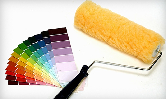 Premier Painting - Downtown: $89 for an Interior Painting for One Room up to 12'x15' from Premier Painting ($225 Value)