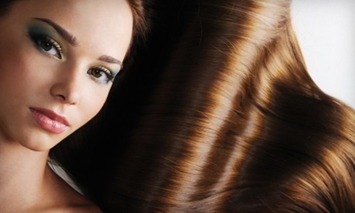 Ankh Studio - Encino: $99 for a Brazilian Blowout ($275 Value) or $40 for $90 Worth of Salon Services at Ankh Studio in Encino