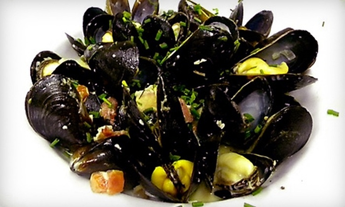 Le Deauville - Lexington: $25 For $50 Worth of Upscale French Cuisine at Le Deauville