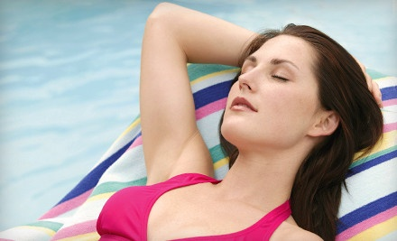 1 Full Year's Worth of Laser Hair Removal for 1 Small Area - Esthetique in Miami
