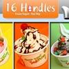 Half Off Frozen Yogurt at 16 Handles