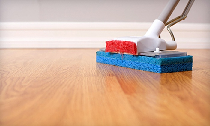 We Clean Homes - Sandy: We Clean HomesTwo or Four Man-Hours or Two Sessions of Three Man-Hours of Housecleaning from We Clean Homes (Up to 59% Off)