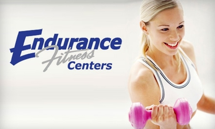 Endurance Fitness - Multiple Locations: $29 for Two-Month Membership and More at Endurance Fitness ($94 Value)