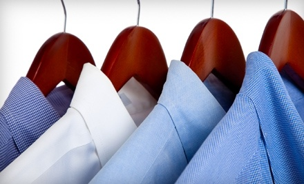 $30 Groupon to Martinizing Dry Cleaning - Martinizing Dry Cleaning in Perinton
