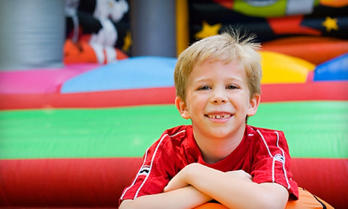 Twice the Fun - Dover: 5-Visit, 10-Visit, or All-Family Play Pass at Twice the Fun in Dover, NH