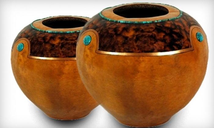 Welburn Gourd Farm - Fallbrook: $25 for a Beginner Gourd-Art Package at Welburn Gourd Farm in Fallbrook ($84.18 Value)