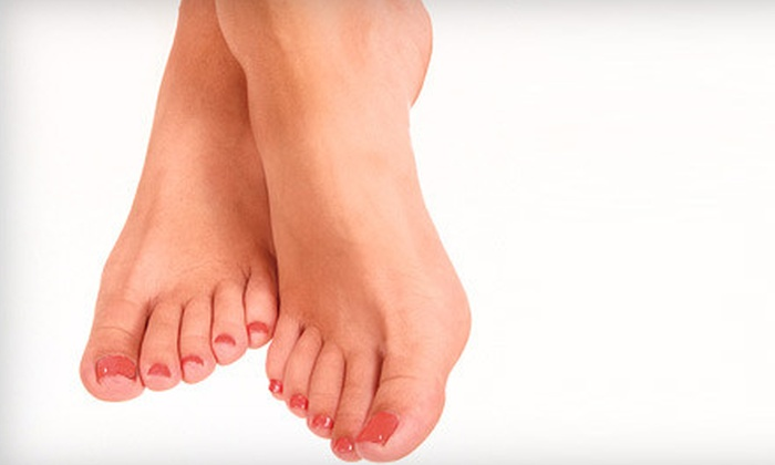 Molly S. Judge, DPM - Multiple Locations: Laser Nail-Fungus Treatment for Up to 10 Toes or Custom Orthotics from Molly S. Judge, DPM (Up to 68% Off)