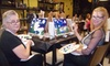 Paint-A-Longs - Huntsville: $30 for a Cynthia Parsons' Paint-A-Long Painting Class With Hors d'Oeuvres at Wine Rack ($60 Value)