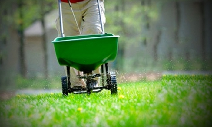 Nashville Turf&Seed - Nashville: $30 for a Quarter Acre's Worth of Fertilizing Lawn Treatment from Nashville Turf&Seed ($70 Value)