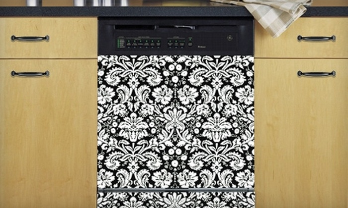 Appliance Art: $25 for $50 Worth of Magnetic or Vinyl Appliance Panels from Appliance Art