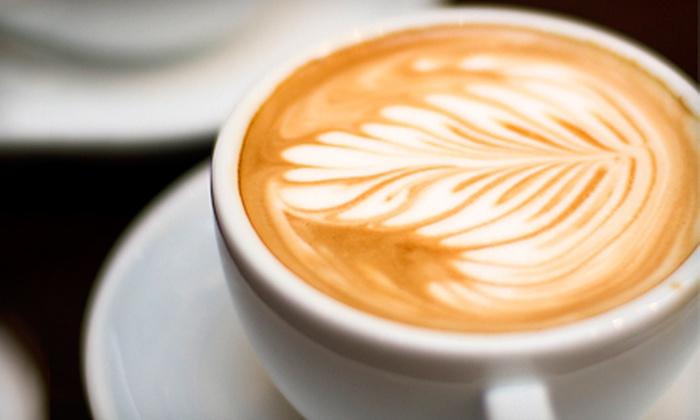 Urartu Coffee - Downtown Glendale: $10 Worth of Coffee, Tea, and Pastries