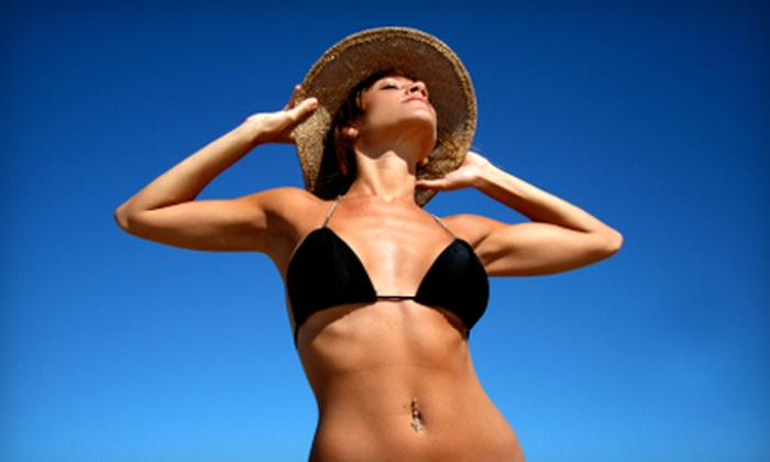 Rockwall Salons - Rockwall: Spray Tan with Denice Marquez at Rockwall Salons in Rockwall