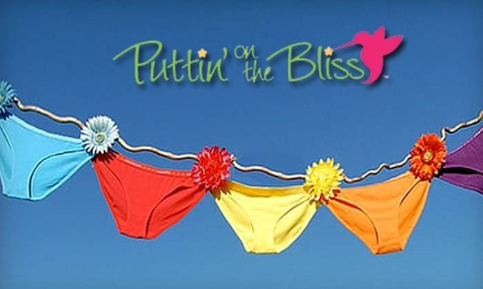 Puttin' on the Bliss: $30 for $60 Worth of Women's Apparel from Puttin' on the Bliss