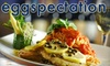 Eggspectations - Gainesville: $10 for $20 Worth of Eclectic Eats at Eggspectation