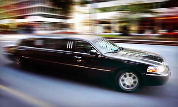 Triple Diamond Limo - Ramsey: One-Way or Roundtrip Airport Limo Service from Triple Diamond Limo (Up to 57% Off). Four Options Available.