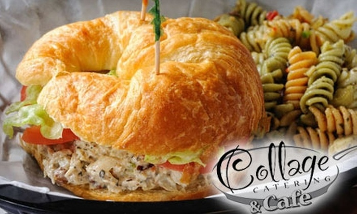 Collage Catering & Café  - Homewood: $7 for $14 Worth of Breakfast and Lunch from Collage Catering & Café