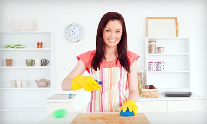 Maid 4 Hire - Southeast Marin: One or Three One-Hour Housecleaning Sessions or One or Three Two-Hour Sessions from Maid 4 Hire (Up to 65% Off)