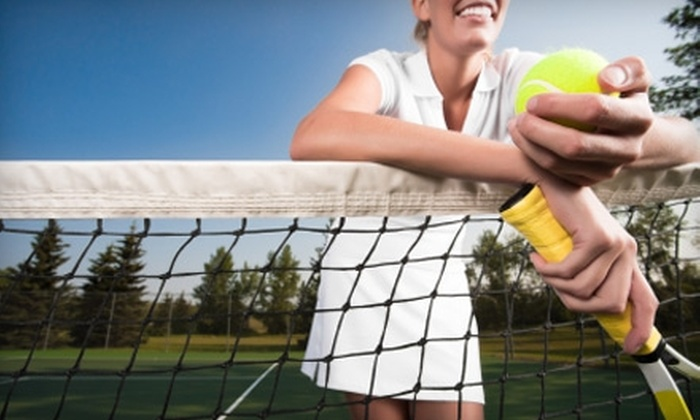 Yorkville Tennis Club - Upper East Side: $95 for One Private Lesson (Up to $190 Value) or $470 for Pee Wee Tennis ($940 Value) from Yorkville Tennis Club
