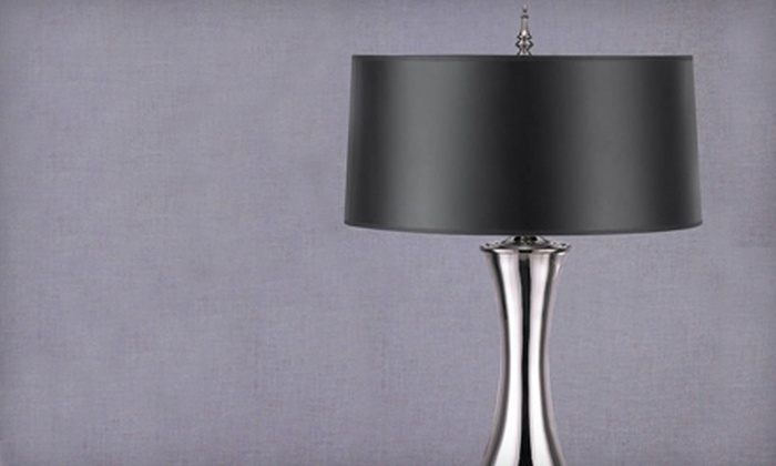 LampsUSA: $20 for $40 Worth of Lighting and Home Décor from LampsUSA