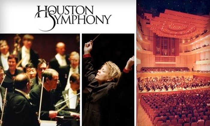 Linda Eder Sings Judy Garland - Downtown: $30 for a Ticket to Mahler's First Symphony at the Houston Symphony (Up to $94 Value). Buy Here for January 7 at 8 p.m. See Below for Additional Dates.