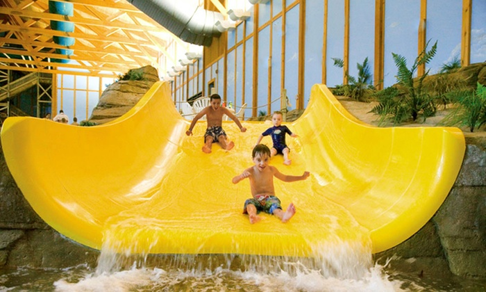 Grizzly Jack's Grand Bear Resort - North Utica: 1- or 2-Night Stay at Grizzly Jack's Grand Bear Resort in Starved Rock, IL
