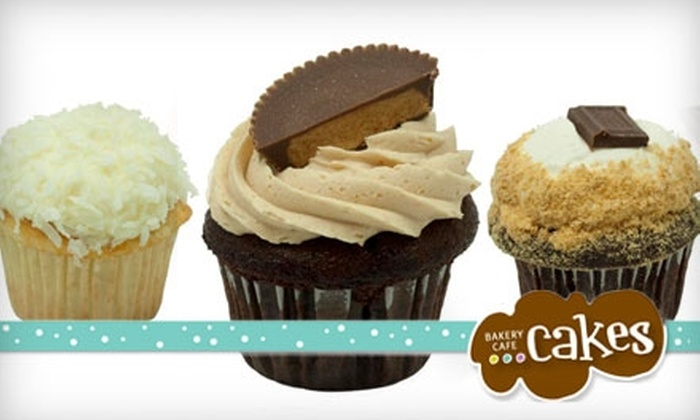 ...Cakes - Multiple Locations: $14 for One-Dozen Cupcakes or One Custom Six-Inch Cake at …Cakes. Choose One of Two Locations.