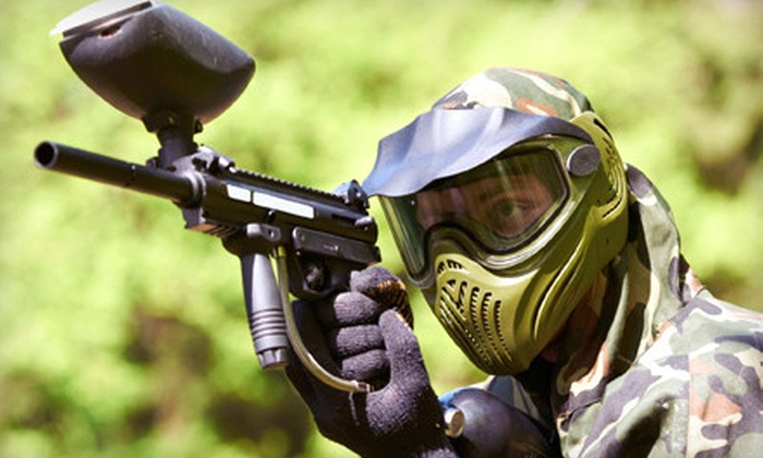 Southern Maryland Paintball - 4, Allens Fresh: Paintball Packages for One, Two, or Five at Southern Maryland Paintball in Newburg (Up to 70% Off)