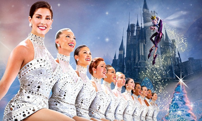 """Radio City Christmas Spectacular"" starring The Rockettes - Midtown Center: One Orchestra or First-MezzanineTicket to the ""Radio City Christmas Spectacular"" at Radio City Music Hall. Two Options Available."