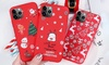 Christmas Cute Phone Case For iPhone