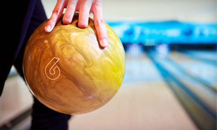 Castro Village Bowl - Castro Valley: Bowling Outing with Shoe Rental for Two or Four at Castro Village Bowl in Castro Valley (Up to 52% Off)