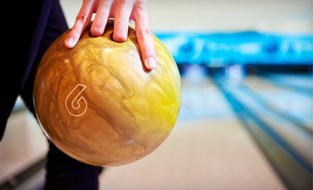 Two Games of Bowling and Shoe Rental for Two (a $26 value) - Castro Village Bowl in Castro Valley