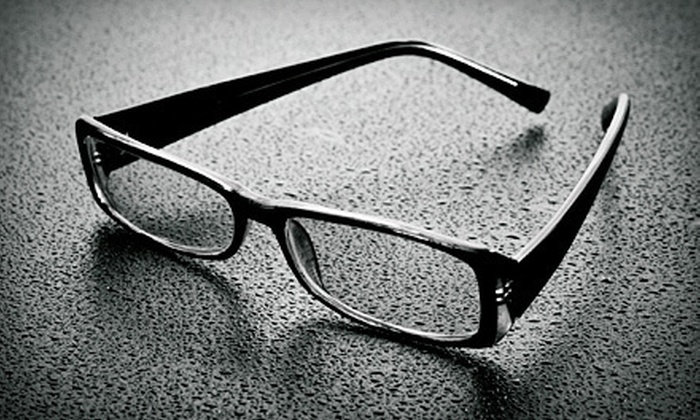 New Look Eyewear - Deerfield Shores: $19 for $150 Toward Prescription Glasses, or $19 for $50 Worth of Contacts at New Look Eyewear in Deerfield Beach