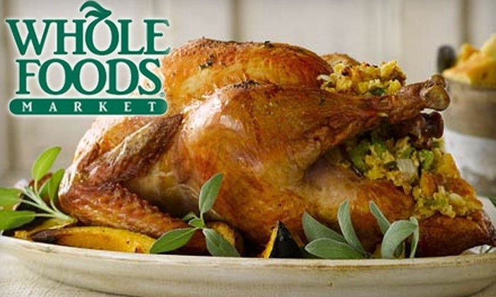 Half Off At Whole Foods Market Whole Foods Market Groupon