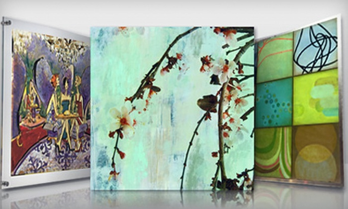 Gallery Direct: $49 for $100 Worth of Canvas and Framed Prints from Gallery Direct