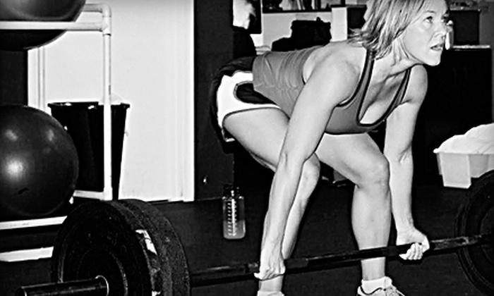 Pacific Personal Training & CrossFit Hillsboro - Hillsboro: Fitness Services at Pacific Personal Training & CrossFit Hillsboro. Two Options Available.