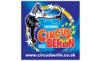 One Ticket to Continental Circus Berlin, Hastings, 28 July - 2 August (Up to 54% Off)