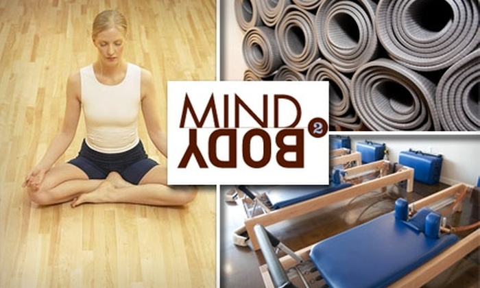Mind 2 Body - Sherman Oaks: $45 for Six Fitness Classes at Mind 2 Body