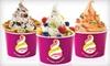 Menchie's Frozen Yogurt - South Pasadena: $6 for $12 Worth of Frozen Yogurt at Menchie's Frozen Yogurt