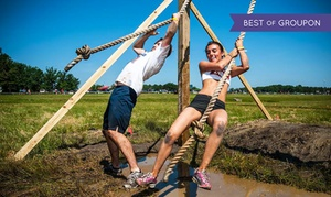 The Survival Race: $39 for Entry to The Survival Race 5K Mud Run on Saturday, May 7 ($79 Value)