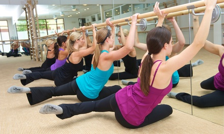 One Month of Unlimited Barre Classes for New Clients at The Bar Method Carlsbad (Up to 41% Off)