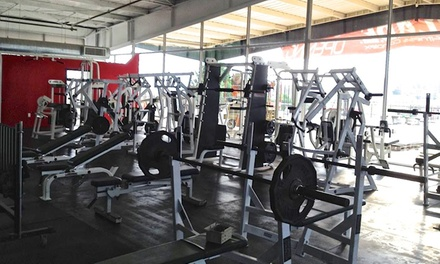 One-, Three-, or Six-Month Gym Membership at B.L.A.D.E. Fitness Complex   (Up to 62% Off)