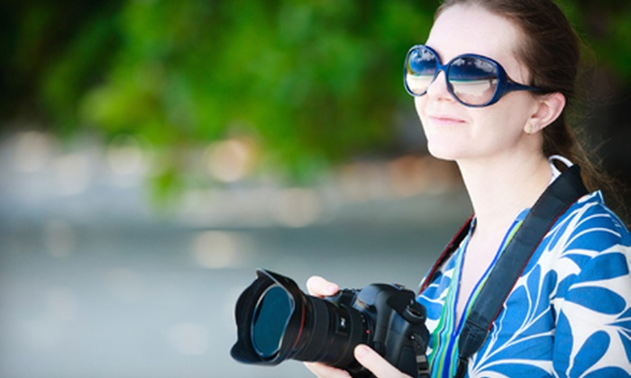 JDP Photography - Tustin: 16-Hour Introduction to Digital Photography Class or 5-Hour Basic Digital Cameras Class from JDP Photography (Half Off)