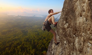Rare Earth Adventures: One-Day or Weekend Climbing Outing for One or Two from Rare Earth Adventures (Up to 55% Off)