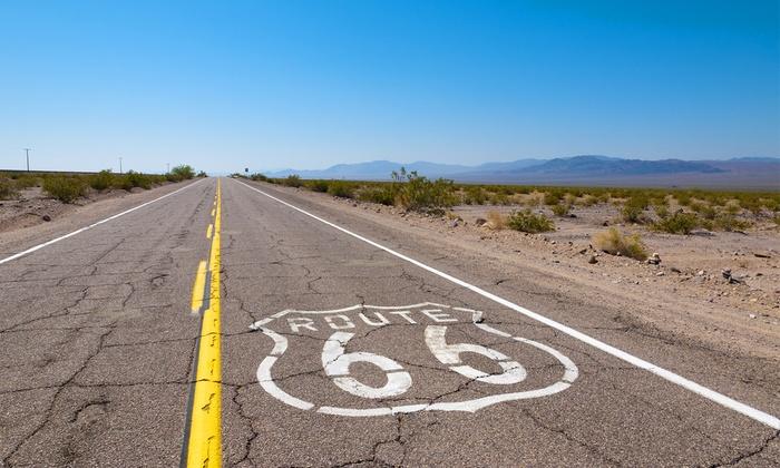 Route 66 Road Trip At Kpx Travel Ltd Groupon Getaways