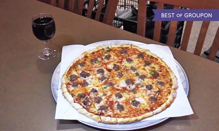 47% Off at Sammy Perrella's Pizza & Restaurant
