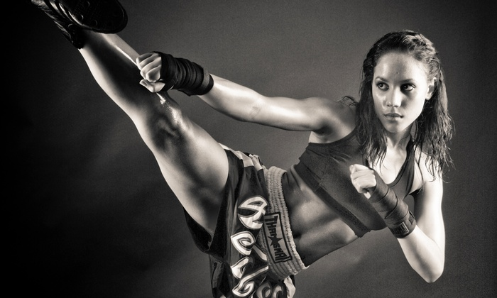 MMA Fit - Fulford Bythe Sea: One or Three Months of Unlimited MMA Fitness Boot Camp Classes with Wraps and Gloves at MMA Fit (Up to 76% Off)