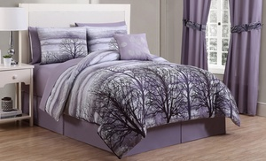 Comforter Set With Sheets Groupon Goods